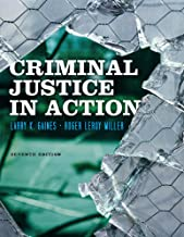 Interactive eBook for Gaines/Miller's Criminal Justice in Action, 7th Edition