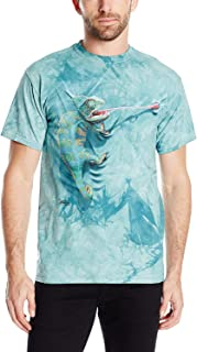 The Mountain Climbing Chameleon T-Shirt