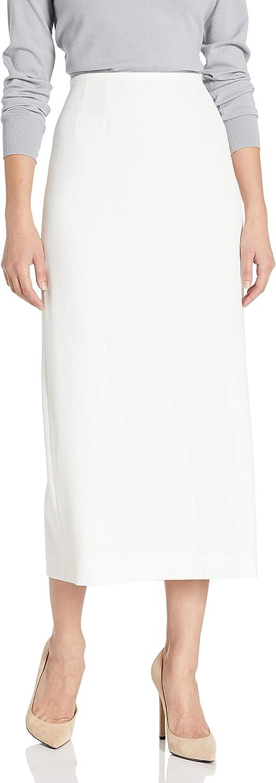 Kasper Women's Stretch Crepe Column Skirt