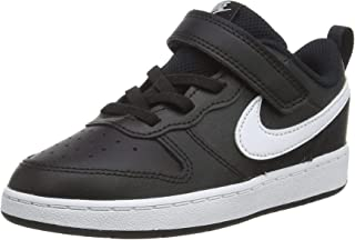 Nike Court Borough Low 2 (TDV), Scarpe da Ginnastica Unisex-Bambini