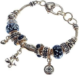 Lova Jewelry A Responsible Golden-toned Bracelet for Capricorns.