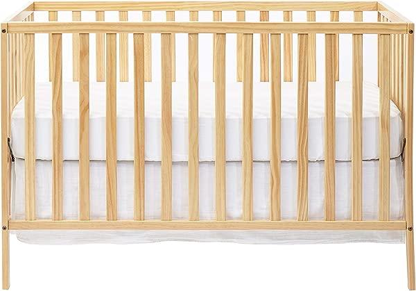 Suite Bebe Palmer 3 In 1 Convertible Crib Natural