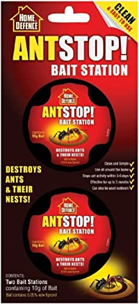 Ant Stop Bait Station (Individual pack contains 2 bait)