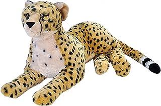 "Wild Republic Jumbo Cheetah, Giant Stuffed Animal, Plush Toy, Gifts for Kids, Jumbo Cuddlekins, 30"""