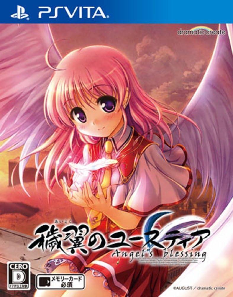 穢翼のユースティア Angel S Blessing 通常版 Ps Vita Playstation Vita