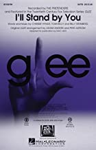 Hal Leonard I'll Stand By You SAB by Glee Cast (TV Series) Arranged by Mac Huff