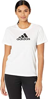 adidas womens Primeblue Tee T-Shirt