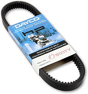 1987-1992 for Ski-Doo formula Plus Drive Belt Dayco HP Snowmobile OEM Upgrade Replacement Transmission Belts