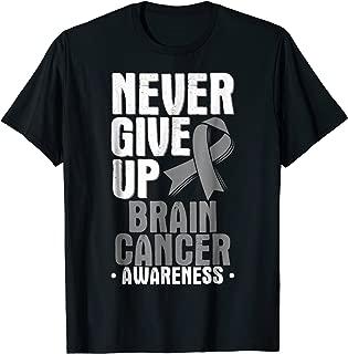 Gift for Brain Tumor Patients - Gray Awareness Ribbon