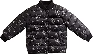 Boys Girls' Outerwear Ultra Light Puffer Down Jacket
