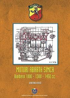 Motori Abarth Simca bialbero 1000/1300/1450 cc