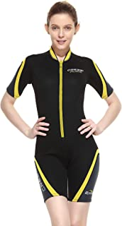 Cressi Playa Lady Shorty Wetsuit 2.5mm Monoshort sin Capucha ...