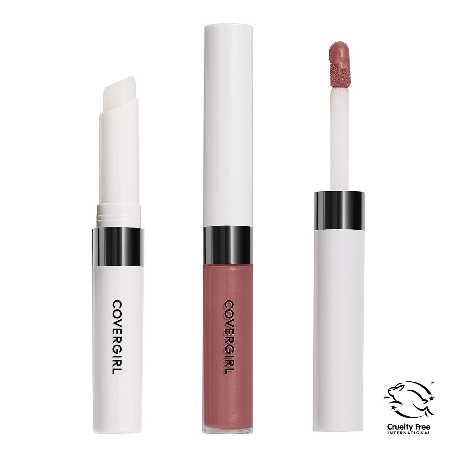 金曜日自明文化COVERGIRL Outlast All-Day Lip Color - Natural Blush 621 (並行輸入品)