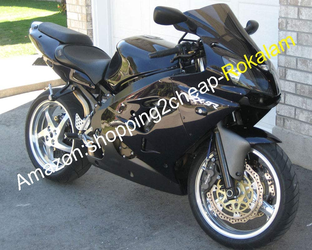 00 01 ZX 9R Ninja All stores are sold Black Fairings 2001 We OFFer at cheap prices For ZX9R Set Kawasaki 2000