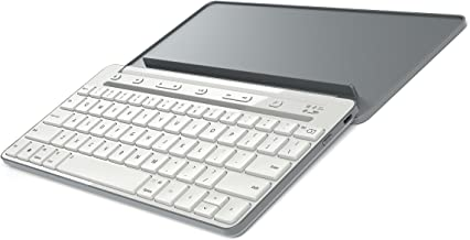 Microsoft Universal Mobile Keyboard for iPad, iPhone, Android devices, and Windows tablets - White