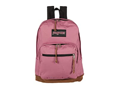 JanSport Right Pack (Blackberry Mousse) Backpack Bags