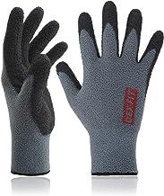 DEX FIT Warm Fleece Work Gloves NR450, Comfort Spandex Stretch Fit, Power Grip,..
