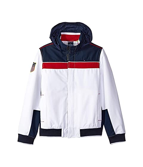 Regatta Jacket with Magnetic Buttons (Little Kids/Big Kids)