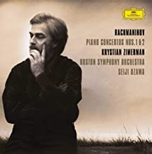 Rachmaninov: Piano Concertos Nos. 1 & 2 [2 LP]