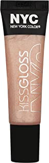 NYC Kiss Gloss, Sugar Hill Shimmer 529, 0.31 fl oz (9.4 ml)