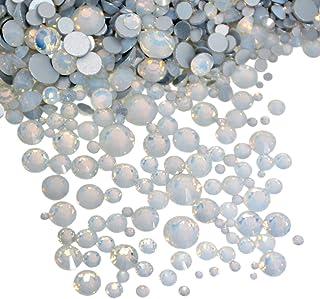 AD Beads 1440pcs 1.5mm-6.5mm Mixed Size Non Hotfix Quality Rhinestones Flatback For Nail Art Glitter Decorations Design Pi...
