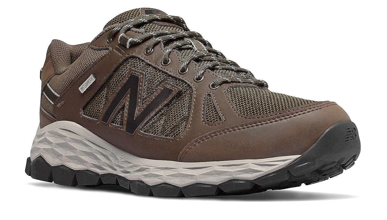 [ニューバランス] メンズ 男性用 シューズ 靴 スニーカー 運動靴 MW1350W1 Walking - Chocolate Brown/Team Away Grey [並行輸入品]