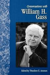 Conversations with William H. Gass Capa comum