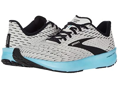 Brooks Hyperion Tempo (White/Black/Iced Aqua) Men