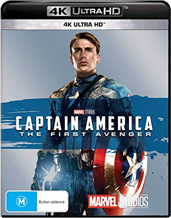 Captain America (4K Ultra HD)
