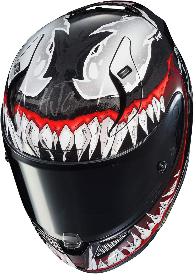 HJC Helmets RPHA 11 Pro Helmet X-Large Black Venom 2