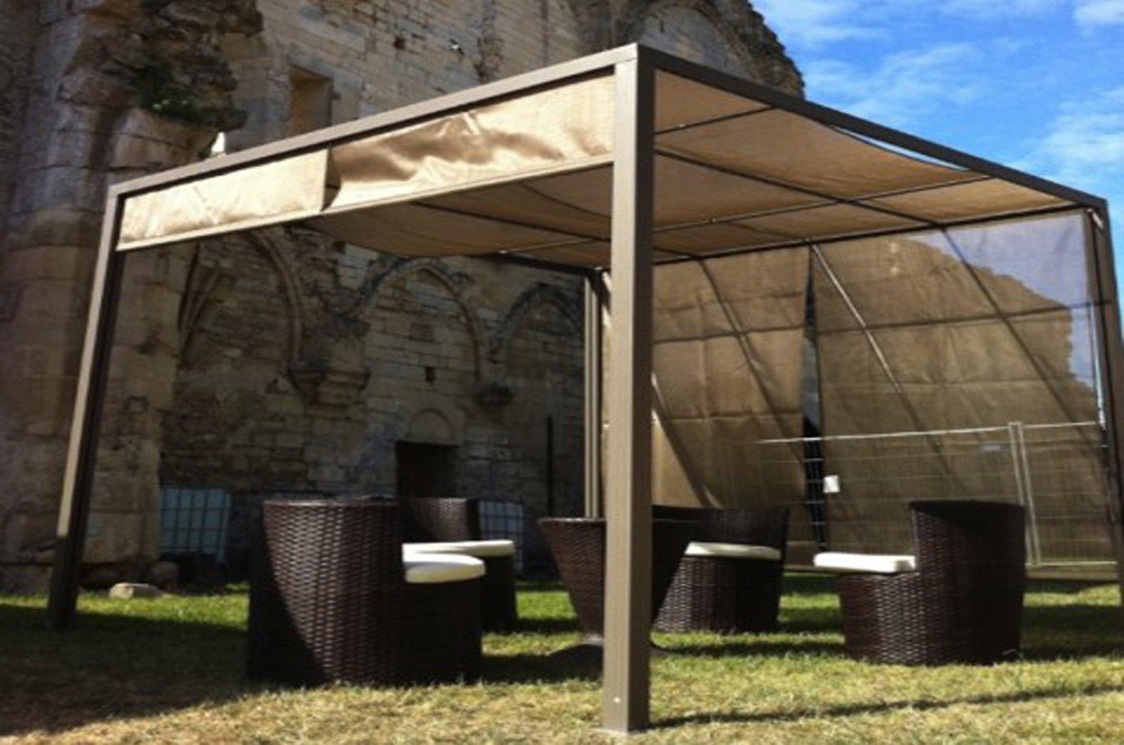Provence Outillage-Pérgola-Dcb grupo: Amazon.es: Jardín