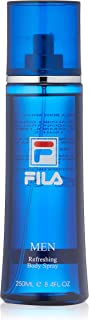Fila Fragrance Body spray for Men, 8.4 Ounce, Mist