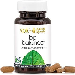 BP Balance   60 Tablets - 1000 mg ea.   Natural Formula to Support Healthy Blood Pressure with Jatamansi & Arjuna   Detoxi...