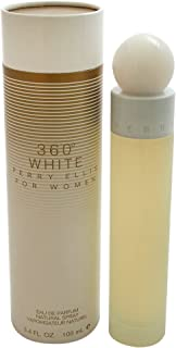 Perry Ellis 360 White edp vaporisateurSpray para usted 100 ml
