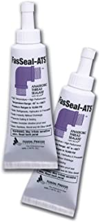 Gasoila FasSeal ATS Anaerobic Thread Sealant with PTFE, -60 to 375 Degree F, 250mL Tube