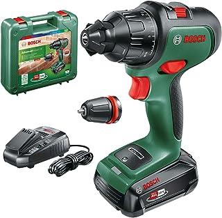 Sponsored Ad – Bosch DIY tools 06039B5174 Bosch Cordless Drill AdvancedImpact 18 (1 battery, 18 volt system, in carrying c...