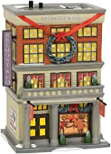 Department 56 the Downtown Department Store; Lighted Building; From the Movie, National Lampoos Xmas Vacation; 9 Inch Height