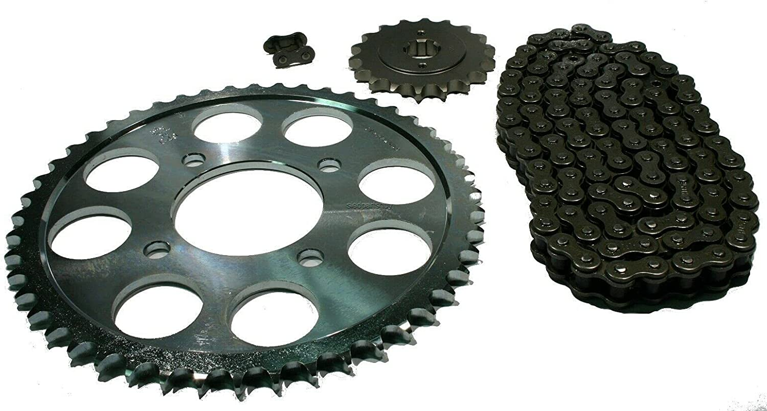Chain 18 48 Tooth Sprocket Set fits CB Ranking TOP10 CB750 Four 750 1970-1 5% OFF -