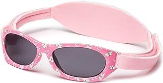 Kiddus Gafas de sol Baby para bebés, NIÑAS chicas, desde 0