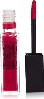 Maybelline New York New York New York Vivid Matte Lipstick - 7.68 ml, Fuchsia Ecstacy 30