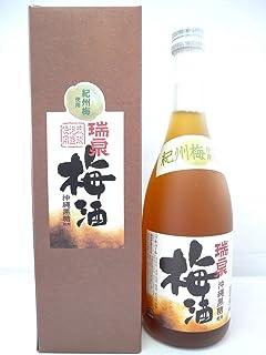 瑞泉酒造 沖縄黒糖入梅酒 [ 720ml ]