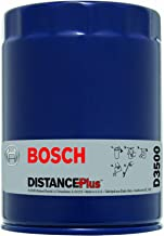 Bosch D3500 Distance Plus High Performance Oil Filter, Pack of 1
