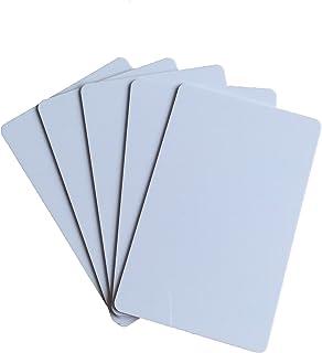 iCode SLI RFID Vierges Cartes conformes à la Norme ISO15693 13,56 MHz Blanc Lot de 10