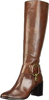 حذاء برقبة طويلة بحزام جوليا للنساء من FRYE