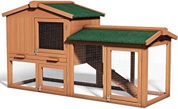 chicken coop removable tray