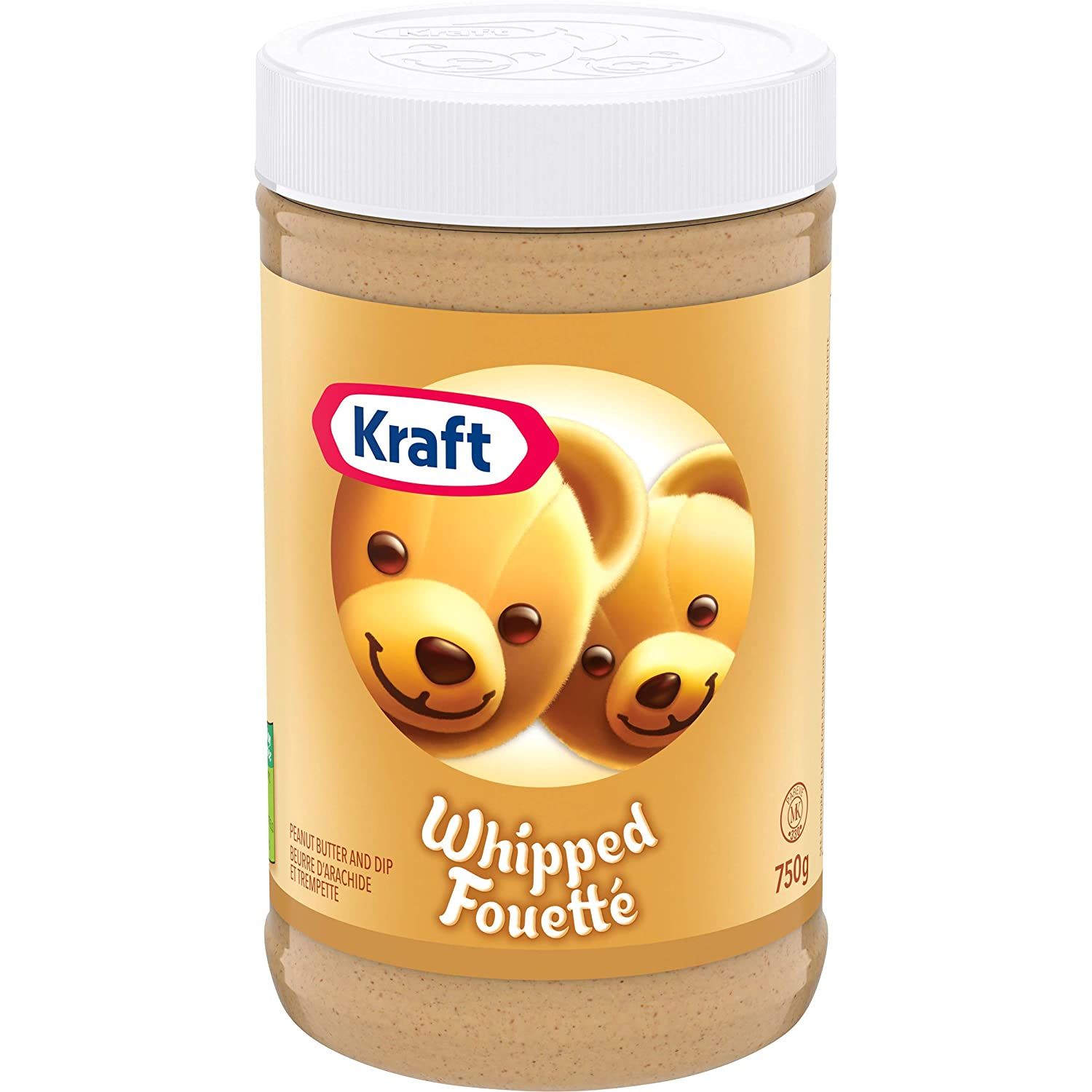 Sales of SALE items from new works Kraft Peanut Butter Direct stock discount Whipped 750g 26.5 oz {Import