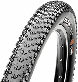 Maxxis Ikon–Neumático de Bicicleta de montaña Unisex, Negro, 27,5x 2,20