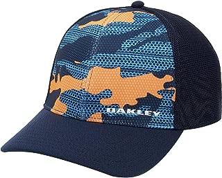 Men's Silicon Bark 4.0 Trucker, Small/Medium, Neon Orange