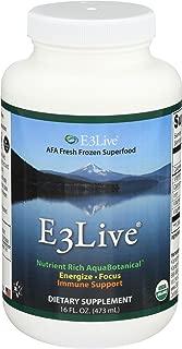 E3Live, Algae Frozen E3Live Organic Organic, 16 Fl Oz