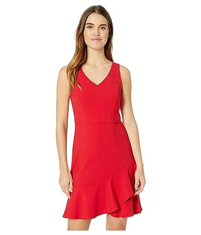 Trina Turk Spumante Dress (Ruby Rose) Women